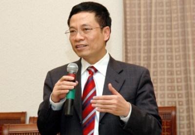 Ông Nguyễn Mạnh Hùng, tân Tổng giám đốc Tập đoàn Viễn thông Quân đội (Viettel)