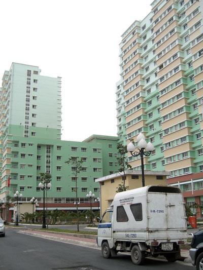 Thêm 8.000 căn hộ tại TP.HCM cho người thu nhập trung bình