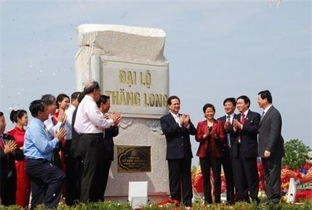 Thu phí đại lộ Thăng Long, Hà nội