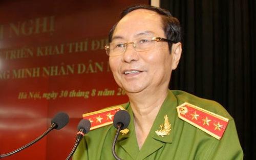 Thượng tướng Phạm Quý Ngọ đã mất ngày 18/2/2014 vì căn bệnh ung thư