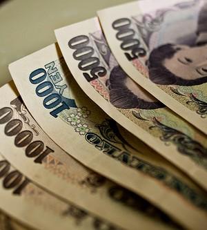 Đồng yên lên giá cao nhất trong tháng 3/2014 do căng thẳng ở Ukraine