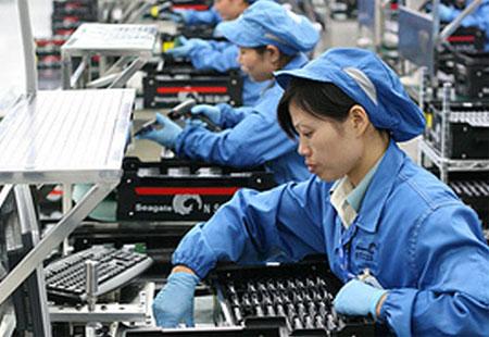 Trung Quốc: Giá sản xuất tháng 10 lại giảm, lạm phát thấp hơn dự kiến