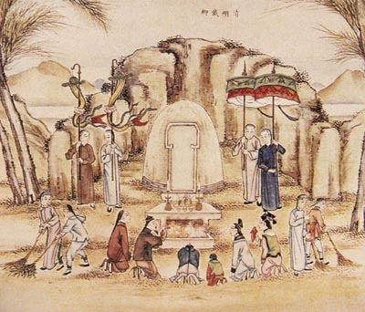 Nguồn gốc ngày tết thanh minh mùng 3 tháng 3 âm lịch