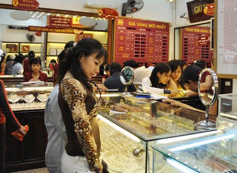 Giá vàng Bảo Tín Minh Châu ngày 23/10/2014