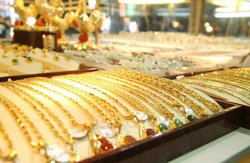 Chênh lệch giá vàng sáng 17/3/2014 giảm còn 1,2 triệu đồng/lượng