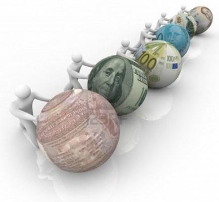 Bản tin thị trường tiền tệ thế giới ngày 14/4/2014