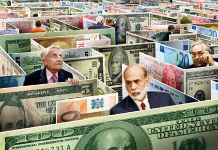 Liệu cuộc chiến tiền tệ có thể ngăn Fed tăng lãi suất?