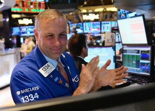 Chứng khoán Mỹ ngày 15/4/2014 tăng nhờ lợi nhuận của Citigroup, doanh số bán lẻ