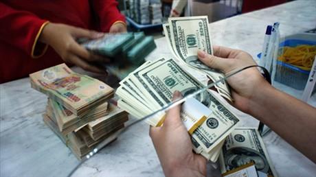 Giá USD ngày 26/9/2014