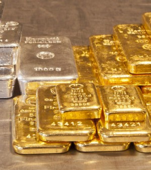 Giá vàng và bạc sẽ tiếp tục đi lên khi chứng khoán đi xuống?