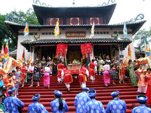 Nguồn gốc ngày giỗ tổ Hùng Vương có từ bao giờ?