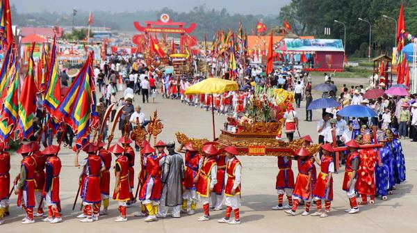 Lịch nghỉ Giỗ tổ Hùng Vương 10/3 năm 2014