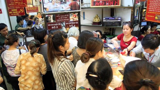 Giá vàng Bảo Tín Minh Châu ngày 12/5/2014 | Gia vang BTMC hôm nay