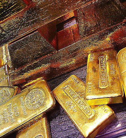 Giá vàng năm 2014: Bước giảm đang đợi phía trước