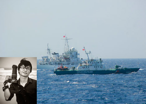 Trai bộ đội hải quacircn thủ dacircm bắn tinh mạnh mẽ clip 2 - 5 6