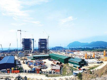 Formosa Hà Tĩnh đòi lập đặc khu Vũng Áng