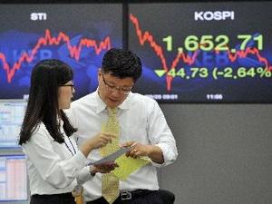 Phố Wall rớt điểm mạnh do ảnh hưởng bởi cuộc khủng hoảng trên thị trường chứng khoán của Trung Quốc