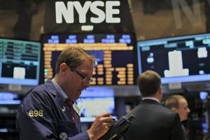 Chứng khoán châu Âu giảm về mức đáy hai tuần trước thềm cuộc họp của Fed