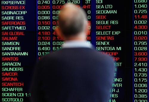 Chứng khoán châu Âu tăng điểm sau kết quả Stress – Test của ECB