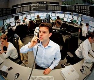 Chứng khoán châu Âu đi xuống sau báo cáo tài chính các hãng kém khả quan