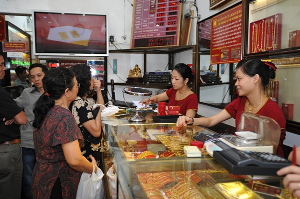Giá vàng Bảo Tín Minh Châu ngày 2/6/2014   Gia vang BTMC hôm nay