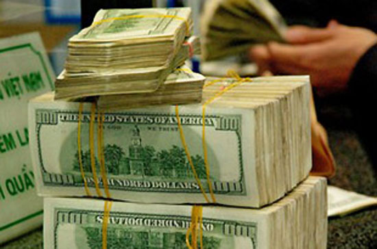 Giá USD ngày 11/11/2014