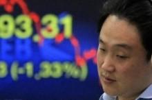 Chứng khoán châu Á tiếp tục suy yếu trong phiên giao dịch cuối tuần