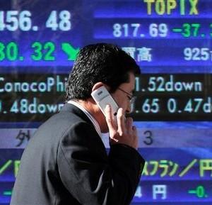 Chứng khoán châu Á mở rộng đà tăng tuần sau báo cáo GDP Mỹ