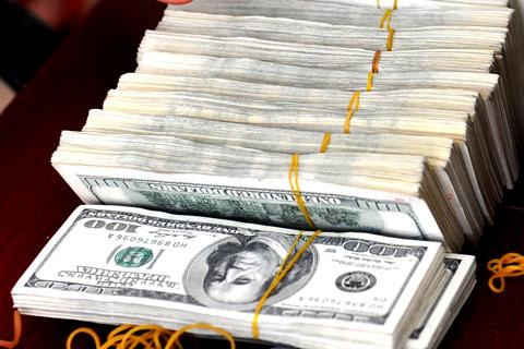 Giá USD ngày 21/11/2014