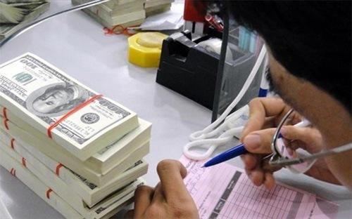 Giá USD ngày 16/10/2014 |Dola Mỹ tại thị trường tự do và ngân hàng hôm nay