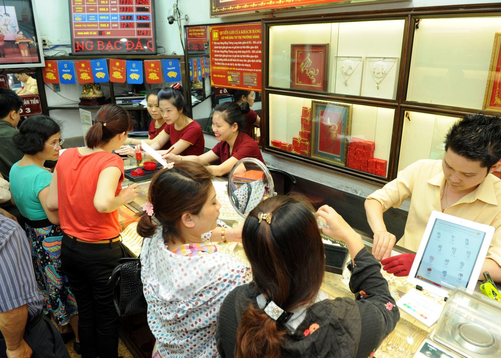 Giá vàng Bảo Tín Minh Châu ngày 28/10/2014