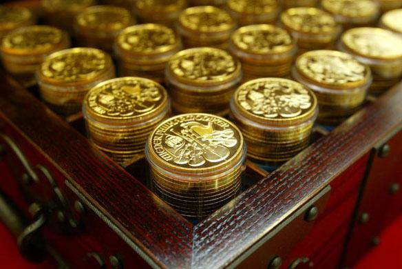 Chiến lược giao dịch vàng ngày 10/11 của một số tổ chức