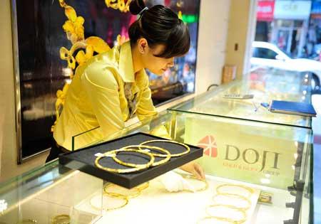 Chiến lược giao dịch vàng ngày 15/10 của một số tổ chức