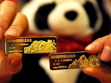 Người dân Trung Quốc kỳ vọng giá vàng sẽ giảm tiếp