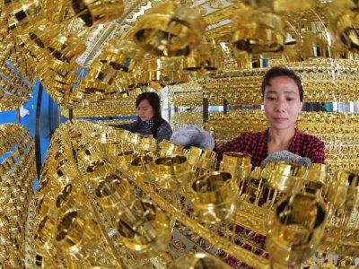 Trung Quốc sắp có hầm vàng bạc 1.500 tấn