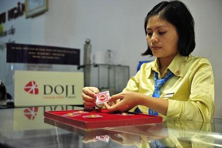 gia vang doji, giá vàng SJC tại Doji hôm nay