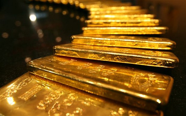 Giá vàng toàn cầu có thể chạm đáy quanh ngưỡng $1050 -$1100/oz