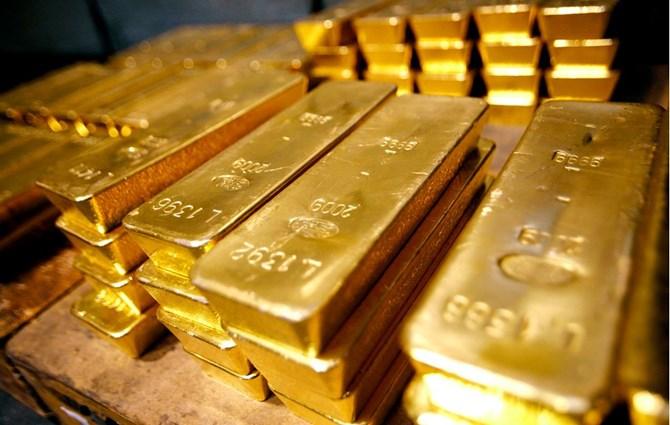 Tài sản vàng trong quỹ tín thác vàng ETP giảm mạnh bất chấp vàng tăng giá