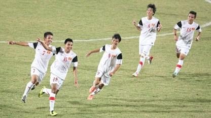 Link xem trực tiếp U19 Việt Nam – U19 Trung Quốc 16h ngày 13/10