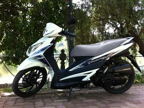 Xe ga nữ Suzuki Hayate giá 25,2 triệu đồng