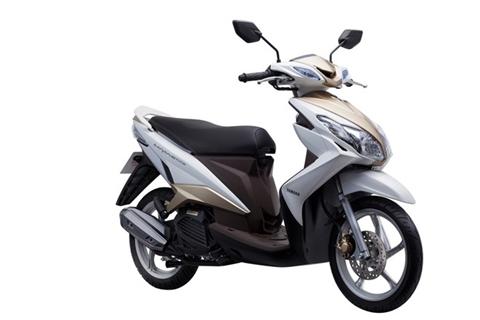 Xe ga Yamaha Luvias dành cho nữ giá 27,9 triệu đồng