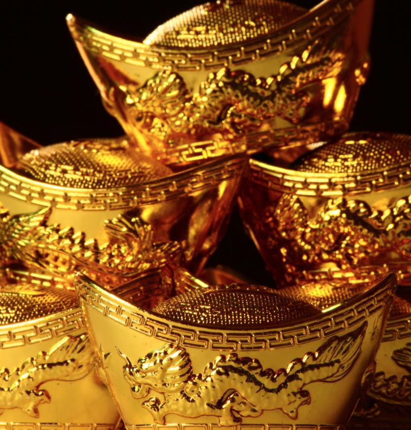 China-gold