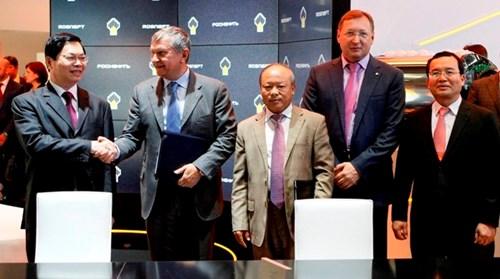 Việt-Nga tăng cường hợp tác dầu khí (ảnh tư liệu minh họa)