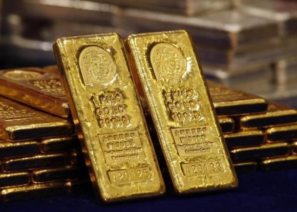 SPDR Gold Trust ngày 13/11 tiếp tục bán ra 2.05 tấn vàng