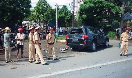 Trung tướng Nguyễn Xuân Tư tử nạn trong tai nạn giao thông khi đi làm nhiệm vụ