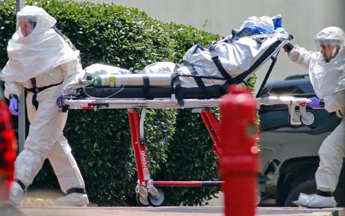 Nhiều quốc gia thiệt hại lớn vì dịch bệnh Ebola. (Ảnh: nbcnews)