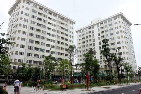 Hà Nội kiểm tra chất lượng nhà tái định cư, nhà xã hội