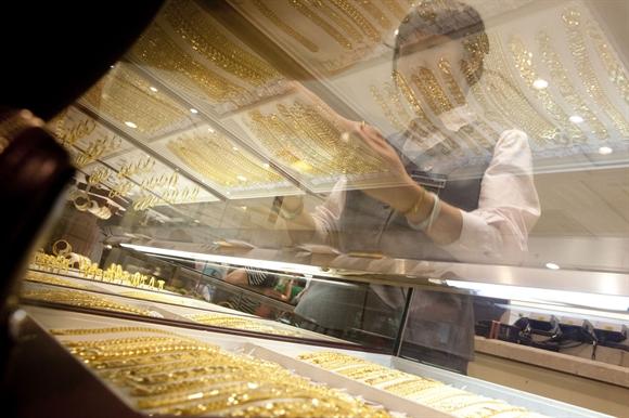 Nhu cầu vàng Trung Quốc quý III/2014 giảm 37%