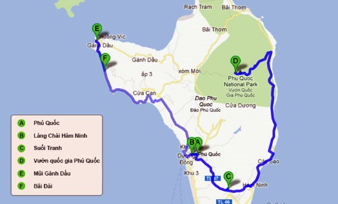 Bất động sản quanh các địa điểm du lịch nổi tiếng của Phú Quốc được chú ý.