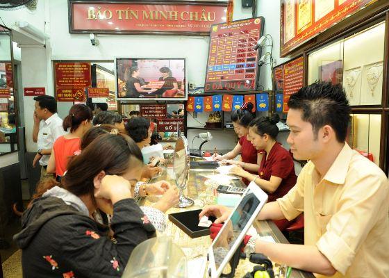 Giá vàng Bảo Tín Minh Châu ngày hôm nay | Gia vang BTMC hôm nay
